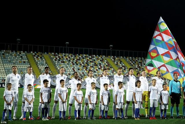 Đội tuyển Anh bất phân thắng bại với Croatia - 6