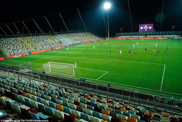 Đội tuyển Anh bất phân thắng bại với Croatia - 5
