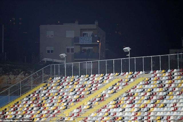 Đây là án phạt của UEFA với đội tuyển Croatia từ vòng loại World Cup 2018