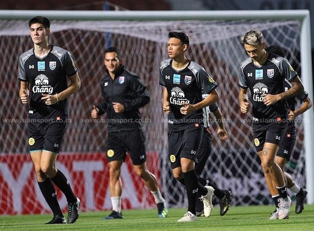 Những cầu thủ châu Âu gốc Thái Lan là nòng cốt của đội tuyển ở AFF Cup 2018
