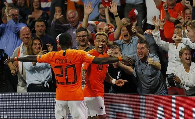 Đội tuyển Đức đại bại trên sân Hà Lan - 3