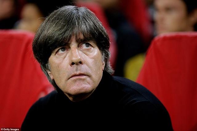 HLV Loew chưa giúp Đức tìm lại được sự ổn định
