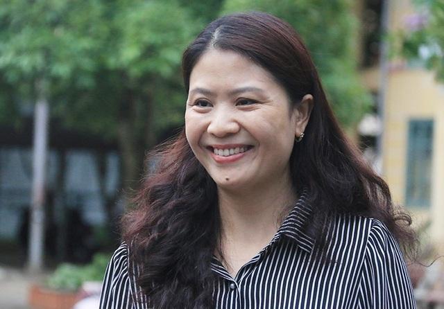 Cô giáo Ái Vân - người cống hiến cả tuổi thanh xuân của mình cho sự nghiệp chăm sóc, giáo dục trẻ em có hoàn cảnh đặc biệt.