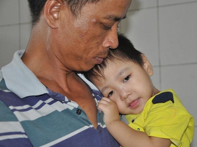 Sau 1 thời gian điều trị ở bệnh viện, Diệu Huyền đã có tiến triển rõ rệt.