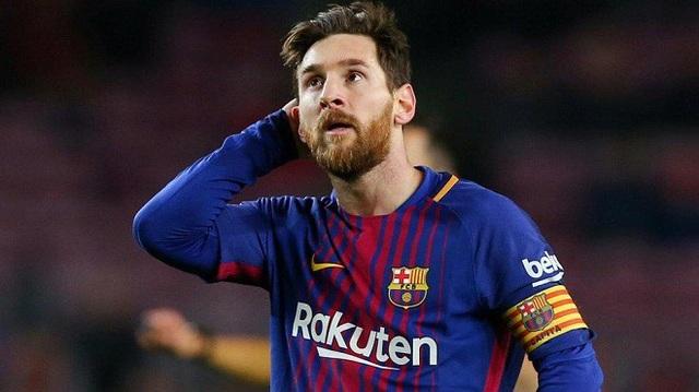 Messi đã từ chối lương khủng của Messi để ở lại gắn bó với Barcelona
