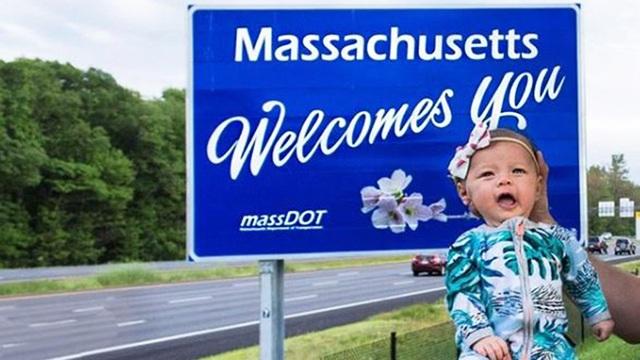 Bé gái 5 tháng tuổi du lịch gần 50 bang nước Mỹ - 8