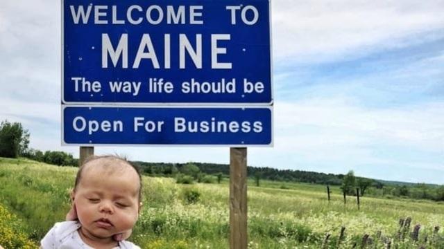 Bé gái 5 tháng tuổi du lịch gần 50 bang nước Mỹ - 6
