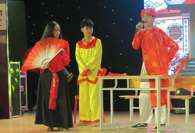 Lễ hội là sân chơi vô cùng hấp dẫn giành cho các bạn trẻ đam mê học tiếng Anh trên địa bàn TP Vinh, Nghệ An.
