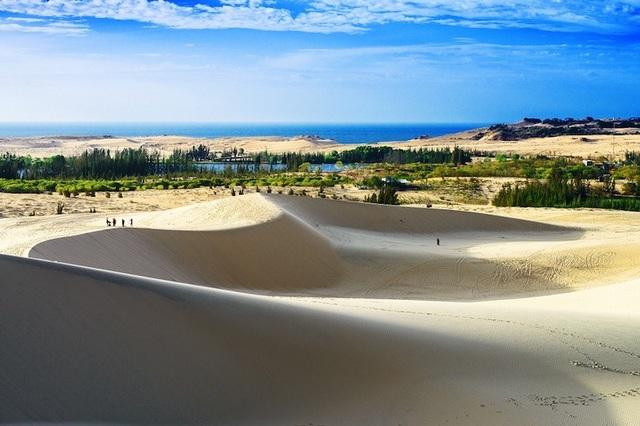 Mũi Né, Phan Thiết là địa danh giàu tiềm năng để phát triển BĐS du lịch, nghỉ dưỡng