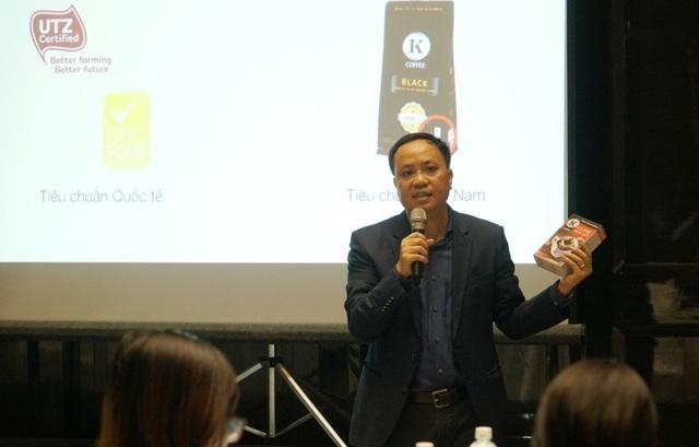 Anh Phan Minh Thông - Phó Chủ tịch Hiệp hội Hồ tiêu Việt Nam, Chủ tịch HĐQT, Tổng Giám đốc Công ty Cổ phần Phúc Sinh cho rằng, thị trường nội địa rất tiềm năng.