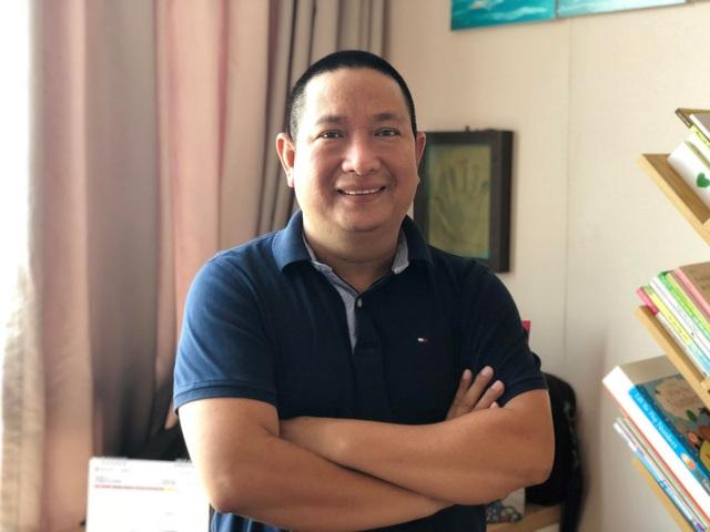 Ông Phùng Ngọc Tuyên, Giám đốc Ngành hàng Viễn thông di động của Thế Giới Di Động đánh giá cao những lợi thế của Realme trong phân khúc tầm trung