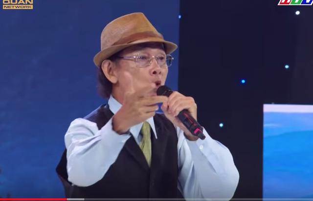 """Ông Bùi Quang Liêm, người quân nhân """"đa năng"""" từ hát đến sáng tác hơn 500 ca khúc."""