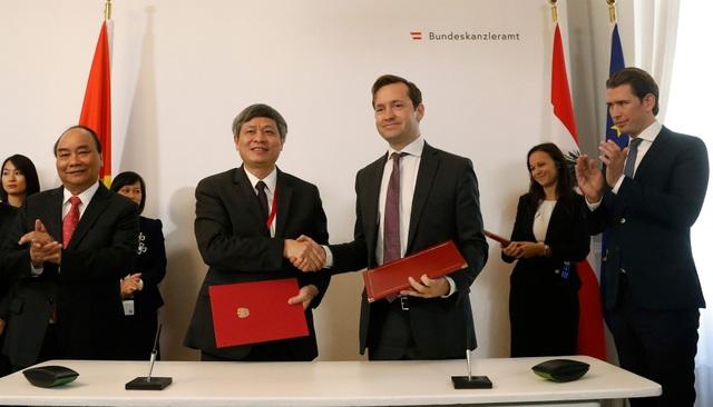 Việt Nam và Áo cam kết mở rộng hợp tác về khoa học và nghiên cứu - 1