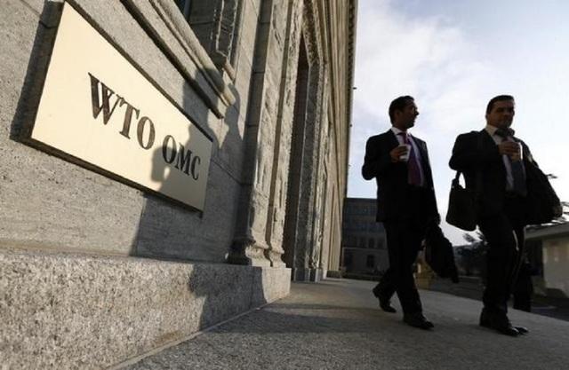 Ông Trump nhiều lần chỉ trích WTO. (Ảnh minh họa: Reuters)