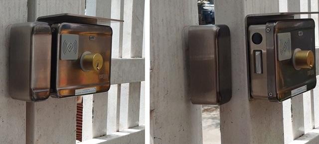 Trộm cắp khắp nơi, tôi lắp khóa cổng và chuông cửa thông minh để kiểm soát từ xa - 2