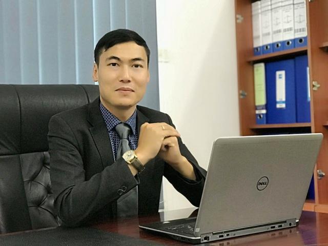 Luật sư Quách Thành Lực, Đoàn Luật sư Thành phố Hà Nội.