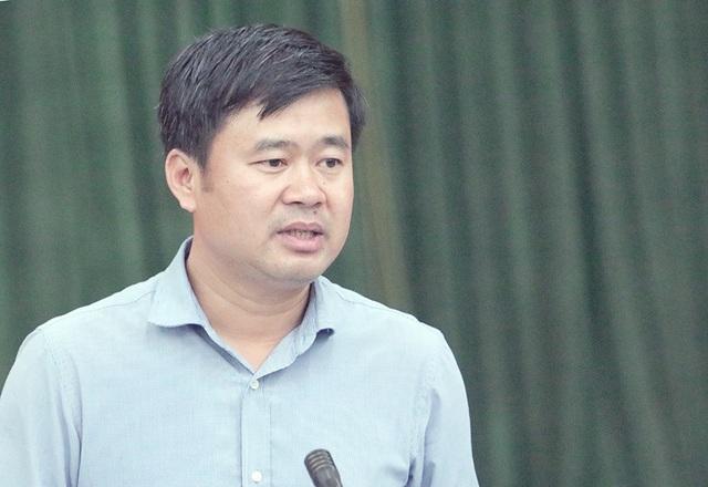 Ông Đỗ Minh Tuấn - Phó Chủ tịch UBND huyện Sóc Sơn.
