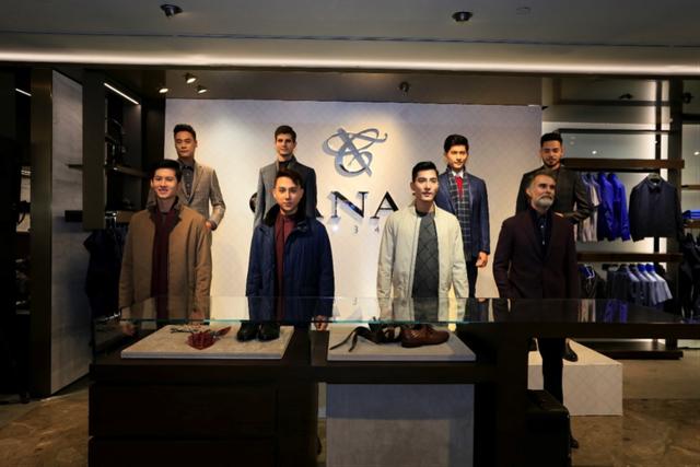 Lễ khai trương Canali tại Hà Nội với sự góp mặt của nhiều quý ông và doanh nhân thành đạt - 4