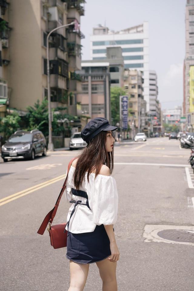 Ngắm Diễm My 9X tươi trẻ trong từng khuôn hình trên đất Đài Loan - 29