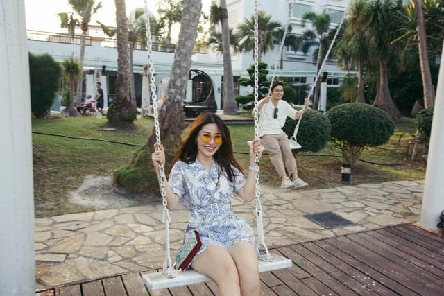 Ngắm Diễm My 9X tươi trẻ trong từng khuôn hình trên đất Đài Loan - 22