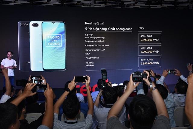 """Realme gây sốc với smartphone """"tai thỏ"""" giá 2,5 triệu đồng - 5"""