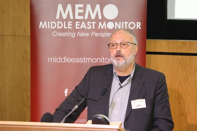 Nhà báo Jamal Khashoggi (Ảnh: Reuters)
