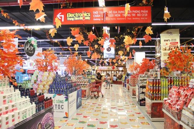 Đến Lotte Mart đón ngày phụ nữ Việt Nam hoành tráng - 1