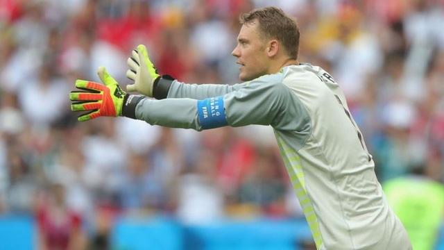 Thủ thành Manuel Neuer sẽ tiếp tục giữ vai trò thủ quân của tuyển Đức ở trận đấu gặp Pháp vào rạng sáng mai
