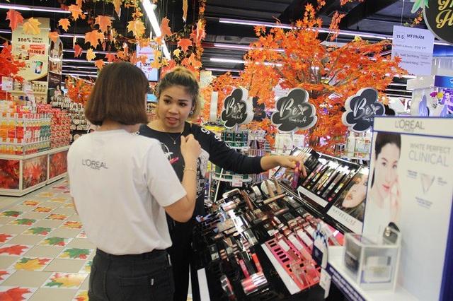 Đến Lotte Mart đón ngày phụ nữ Việt Nam hoành tráng - 5