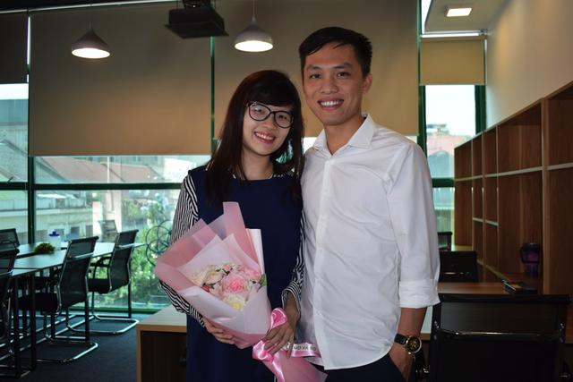 Diễn giả Nguyễn Minh Phương.