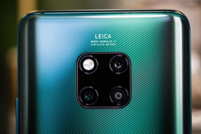 Chùm ảnh London dưới ống kính của Huawei Mate 20 Pro - 1