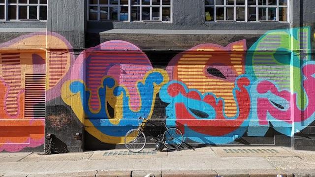 Màu sắc chụp từ Mate 20 Pro là sự pha trộn giữa tính nghệ thuật và trung thực cao.