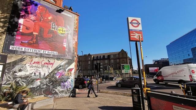 Chùm ảnh London dưới ống kính của Huawei Mate 20 Pro - 3
