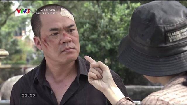 Tạo hình nhân vật Hảo - chồng hụt Lan cave trong Quỳnh búp bê.