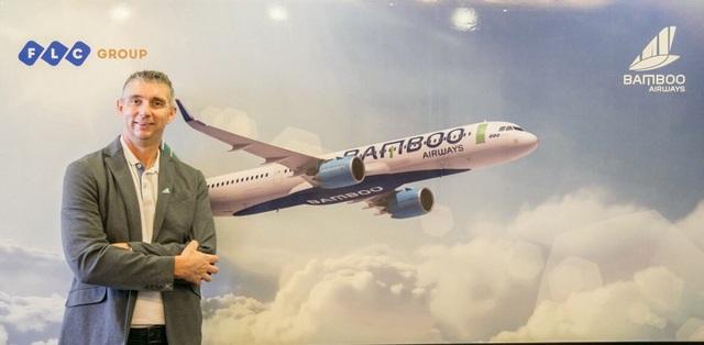 Cựu CEO Radixx International khu vực Châu Á làm Giám đốc Thương mại của Bamboo Airways - 1