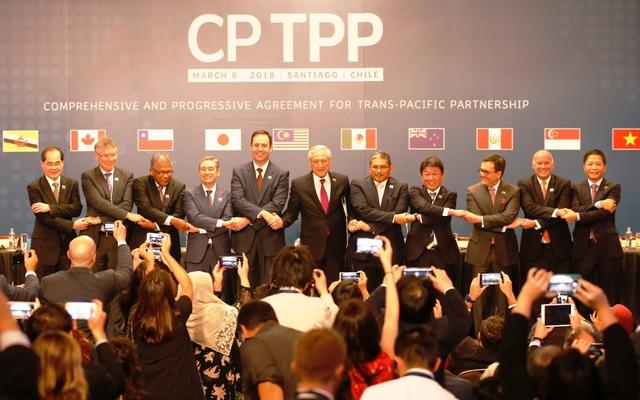 CPTPP chính thức được ký kết hồi tháng 3/2018 với 11 thành viên. (Ảnh: Reuters)