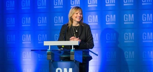 CEO của GM lọt top 5 người phụ nữ quyền lực nhất thế giới năm 2018 - 1