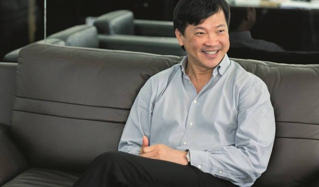Ông Mai Hữu Tín, người giải cứu Gỗ Trường Thành (ảnh: Forbes Việt Nam)