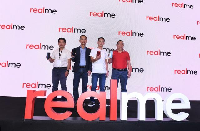Đặt trước Realme 2 Series tại Thế Giới Di Động nhận ngay tai nghe sành điệu - 1