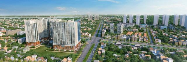 Hinode City và Times City là những dự án được khách hàng các tỉnh lân cận phía Nam Hà Nội quan tâm