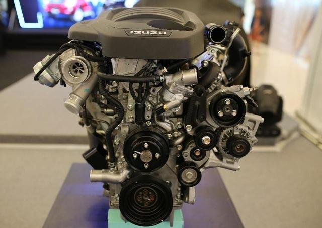 Động cơ diesel thế hệ mới 1.9 Ddi Blue Power