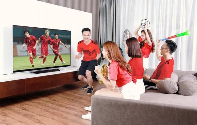 Chọn TV 4K nào để thưởng thức AFF Cup 2018? - 1
