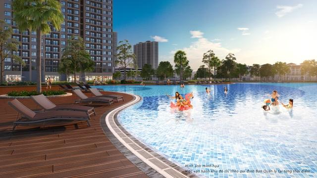 VinCity mở ra chuẩn sống Singapore và hơn thế nữa cho cư dân tương lai