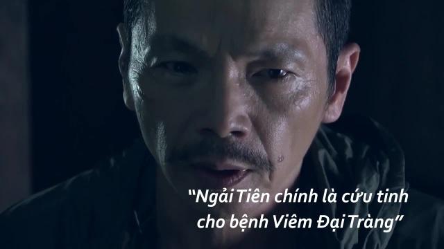 """""""Ngải tiên là cứu tinh của người viêm đại tràng"""" - NSƯT Trung Anh."""