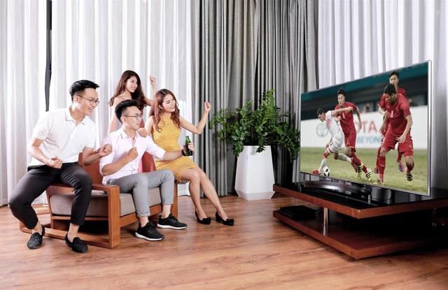 Chọn TV 4K nào để thưởng thức AFF Cup 2018? - 2