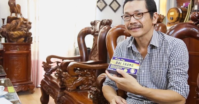 Phương Đông Đại Tràng giúp nghệ sĩ Trung Anh lấy lại sự tự tin, yêu đời, yêu nghề hơn.