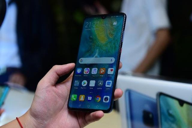 """Cận cảnh bộ đôi Mate 20 và Mate 20 Pro từ Huawei – Flagship """"đỉnh"""" cuối năm 2018 - 3"""