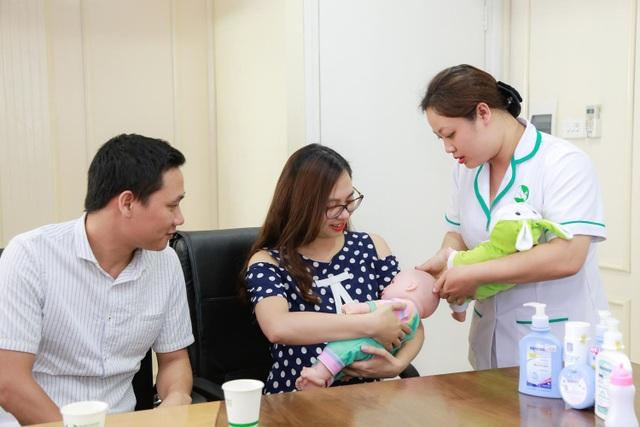 Lớp học tiền sản giúp mẹ xóa tan nỗi lo mang tên viêm tuyến sữa