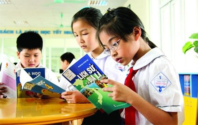 Tính cả sách giáo khoa, sách tham khảo, sách VNEN, sách Công nghệ giáo dục thì tỷ lệ số sách do nhà xuất bản Giáo dục in, phát hành chiếm tới 75% tổng sản lượng xuất bản phẩm toàn quốc