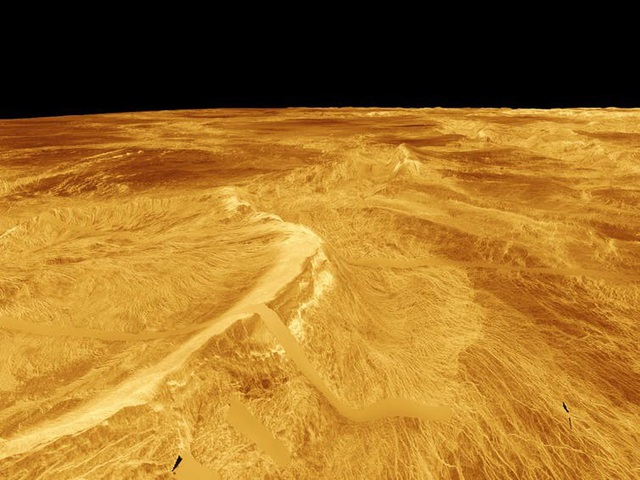 NASA muốn đưa con người lên sao Kim - 2